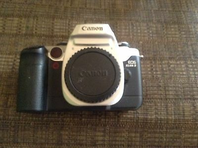 Canon EOS Elan II 35mm SLR Film Camera (Body Only)
