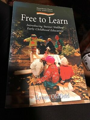 Free to Learn by Lynne Oldfield Paperback Book (English)