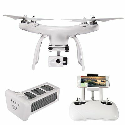 UPair 4K Plus Drone with UHD Gimbal Camera Mobile APP Version 5.8G RC Controller
