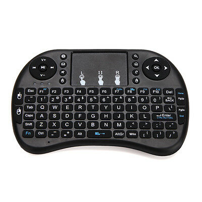 Mini Wireless 2.4Ghz Keyboard with Touchpad for Smart TV BOX PC Android