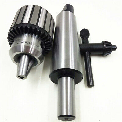 Drill Chuck 1-13mm 3-16mm 5-20mm with Arbor MT5 MT4 MT3 MT2 Morse Taper Shank