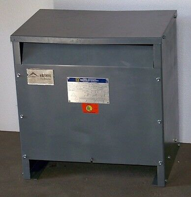 15 KVA 480 to 208Y120 transformer Square D 15T3HB