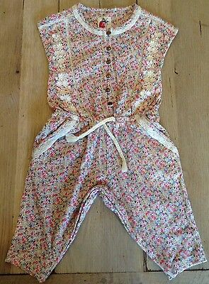 BNWT NEXT BABY GIRLS JUMPSUIT AGE 3-6 months (DITSY FLORAL PATTERN)