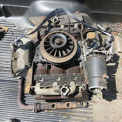 ON SALE.....1960 61 62 63 64 Chevy Corvair OEM Engine w/ nos bolt