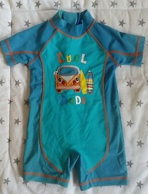 Baby boy Next swimwear 9-12 months