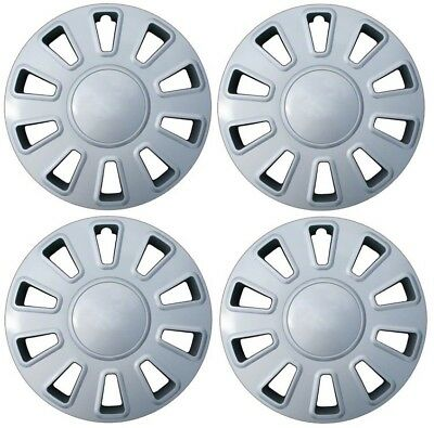"""NEW 2006-2011 Ford CROWN VIC VICTORIA 17"""" Hubcap Wheelcover SET of 4 Silver"""
