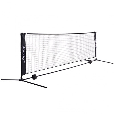 Aoneky Mini Starter Tennis Net 10'