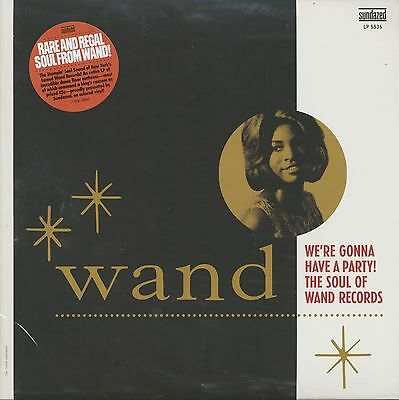 Various - We're Gonna Have A Party - The Soul Of Wand Records (LP) - Vinyl Soul
