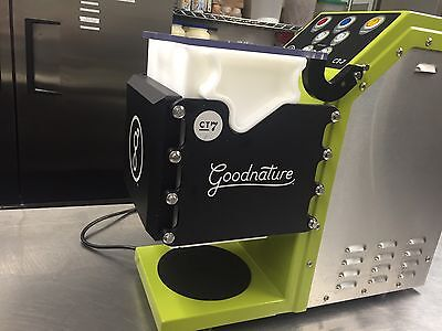 Brand New Goodnature Counter Top Juicer