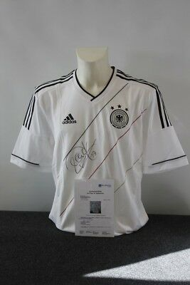 XL Deutschland Trikot DFB Authentic Version Matthias Ginter signiert