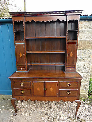 """STUNNING ANTIQUE """"SMALL"""" WELSH DRESSER by """"MAPLE & Co"""" QUEEN ANNE GEORGIAN STYLE"""