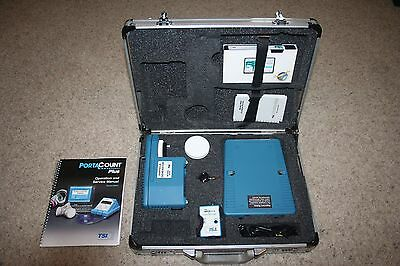 TSI 8026 Particle Generator with PortaCount Plus N95-Companion  - Guaranteed!