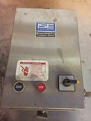In-Sink-Erator, ISE Disposal, Disposer Control Center Model cc101j, 208/240v 3PH