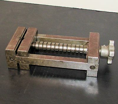 "Machinist Vise 4"" Jaws  8 1/2"" Long Heavy Duty VG"