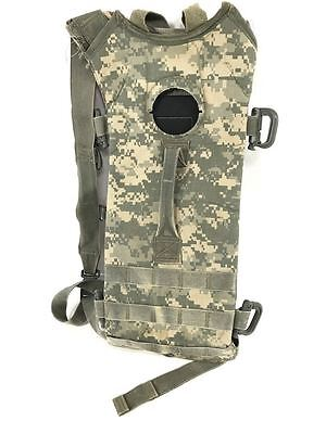 Military ACU Hydration Backpack Water Carrier, Army 100oz Hydramax Pack MOLLE II