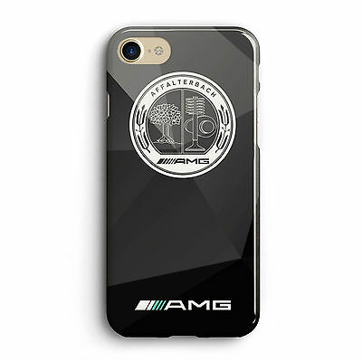 Mercedes-Benz AMG Carbon for iPhone 5 5S 6 6S 7 7 Plus Hard Case