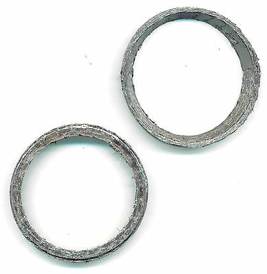 Tapered Exhaust Gaskets Replaces 65324-83-A Harley 84-17 Big Twin & 86-17 XL