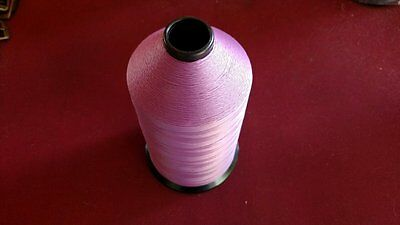 Industrial Sewing Machine Thread - 1 Pound Spool Nylon LT ORCHID - Size 69