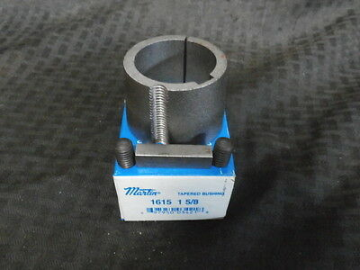 Martin 1615 Tapered Bushing, 1 5/8 Inch Bore, **NEW**