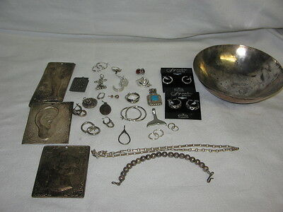 Sterling Silver Mixed Lot