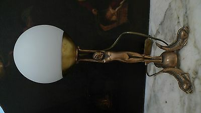 Deco Brass Diana Table Lamp