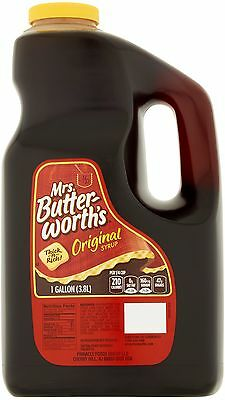 Mrs. Butter-Worth's Original Syrup 1 Gallon