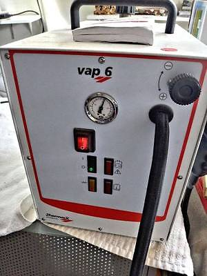 Our No. 4 Zhermack Vap 6 Portable Steamer With Steam Gun & Orig. Mnl. & Box