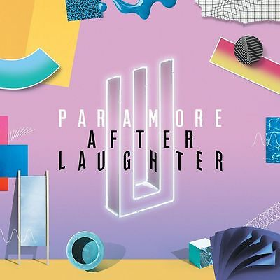 Paramore After Laughter Cd - New Release May 2017