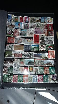 65 TIMBRES Allemagne (lot FE1)