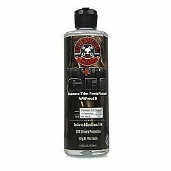 Chemical Guys Tire and Trim Gel for Plastic and Rubber (16oz) + FREE Applicator