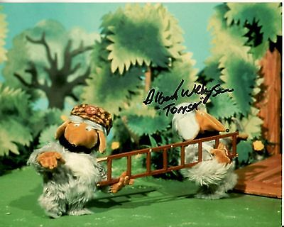 ALBERT WILKINSON hand-signed WOMBLING FREE color 8x10 authentic w/ UACC RD COA