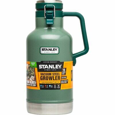 Stanley GROWLER 1.9L  Insulated Thermos Flask - Hot 18 /Cold 24hr Ice up to100hr