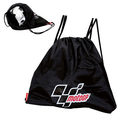 Moto GP PRESS Drawstring Carrier Helmet Bag