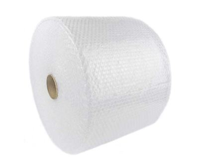 """Polyair 3/16""""x 12"""" Small Bubbles Perforated at 12"""" 100 ft bubble Roll"""