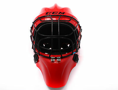 CCM 7000 Carbon Certifited Cat Eye Goalie Face Mask Size Senior Hokejam.co.uk