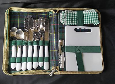 Walt Disney World Grand Floridian Green Picnic Set Cast Member Exclusive Rare