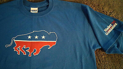 Ralph Nader for President 2008 BUFFALO size M official campaign rally shirt