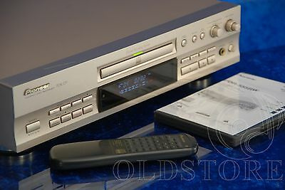 ►Pioneer Pdr D7◄ Lettore Cd Player Masterizzatore Cdr Pdr 555Rw Telecomando