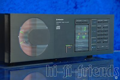 ►Pioneer Pd1◄ P-D1 Lettore Vintage Cd-Player Top 1983 Old School Oph 31 Toshiba
