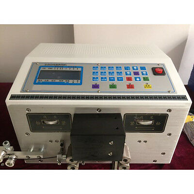 MT88 220V Auto Computer Dual Wire Peeling Stripping Cable Cut Machine 0.1-2.5mm²
