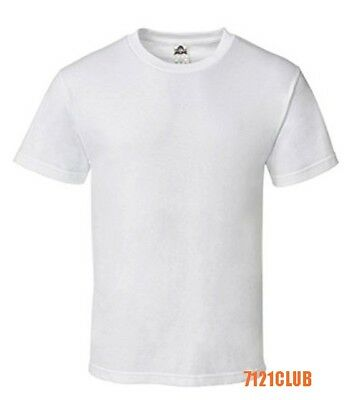 Lot 12 Pack Aaa T Shirts 1301 White Alstyle Apparel Mens Short Sleeves S-Big 5Xl