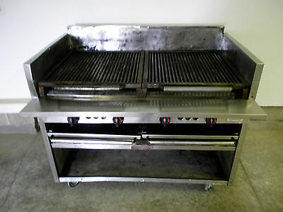 Magi-Kitchen  4Ft. Gas Cooking Grill Mod.fm-Smb 48