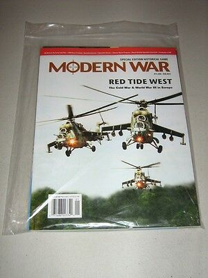 Red Tide West: The Cold War & World War III in Europe (New)