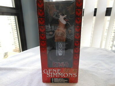 Kiss Gene Simmons Collectible Statuettes