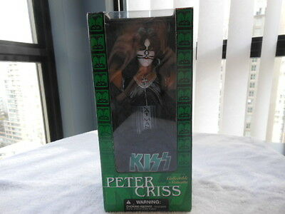 Kiss Peter Criss Collectible Statuettes