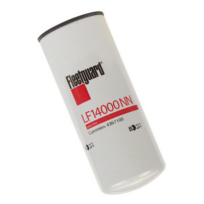 Fleetguard LF14000NN Cummins ISX Oil Filter 4367100