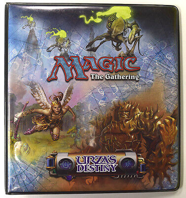 MTG Magic the Gathering URZA'S DESTINY 3-Ring Ultra PRO Binder