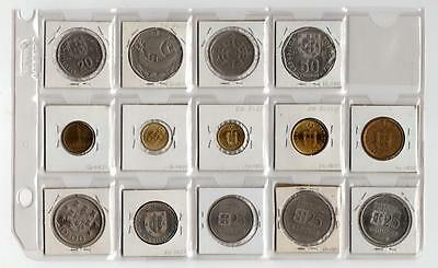 Mixed World Coin Lot (14 coins) - (Portugal)