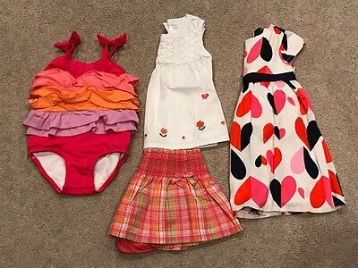 GYMBOREE Baby Girl 4 piece lot - Size 12-18 months