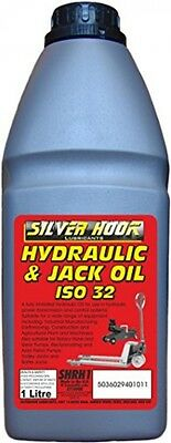 Silverhook SHRH1 ISO 32 Hydraulic Oil, 1 Liter